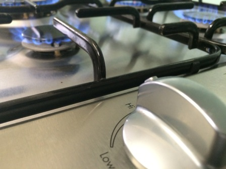 gas cooktop repairs